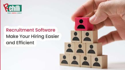 Recruitment Software for Effective Recruiting