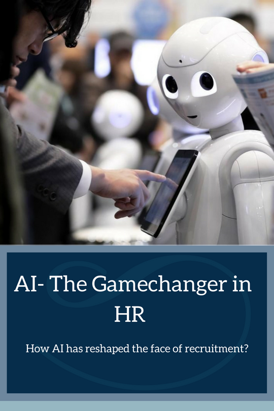 AI- The Gamechanges in