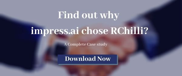 Find out why impress.ai chose RChilli