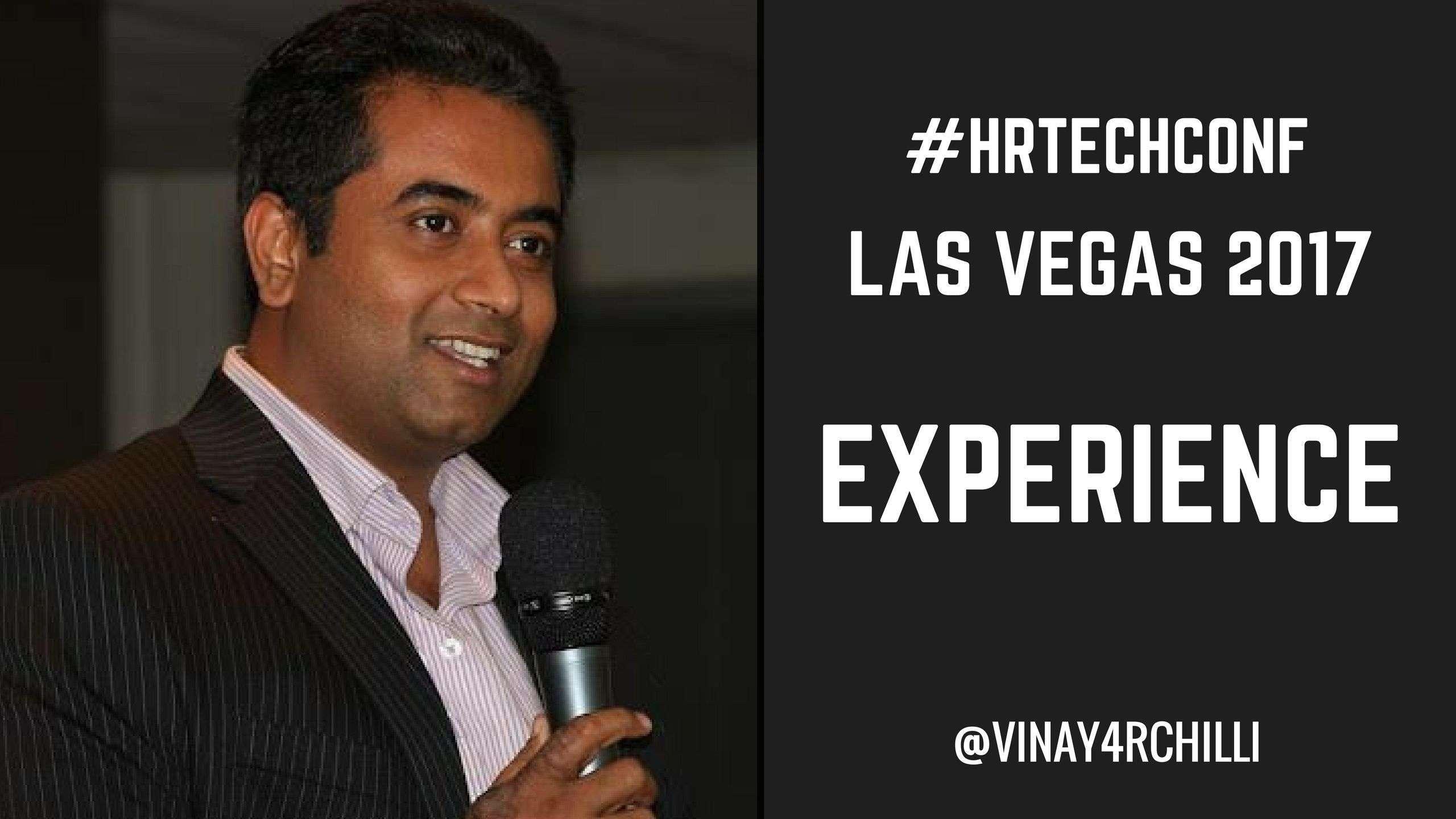 HRTechConf Experience