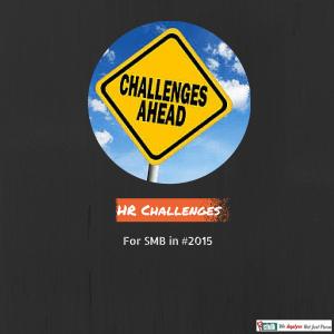 HR Challenges 2015