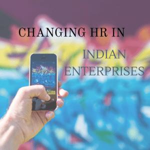 HR in Indian Enterprises