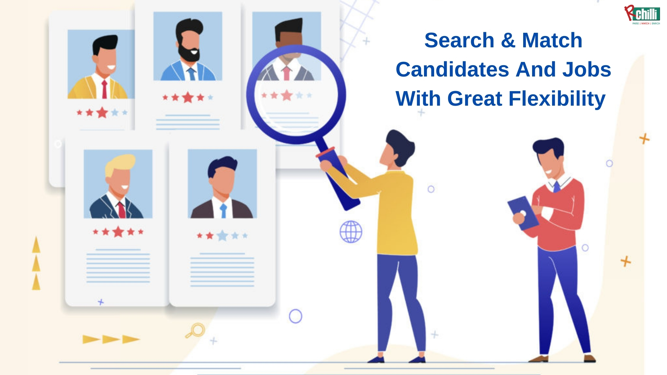 Search & Match Engine to Simplify Recruitment