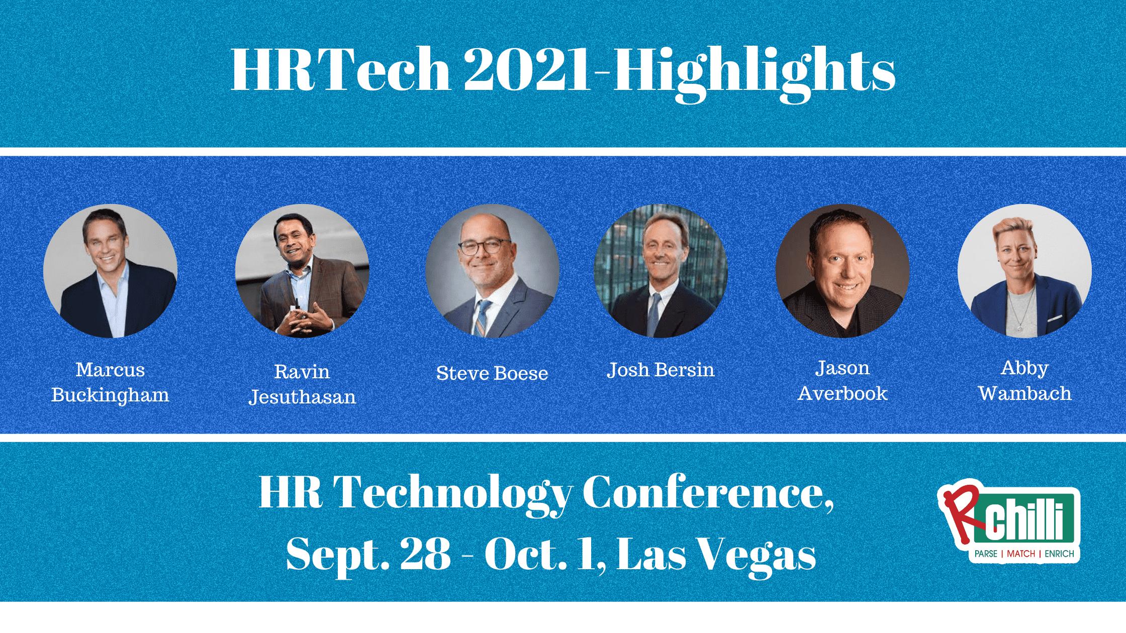 RChilli at HRTech Conference 2021
