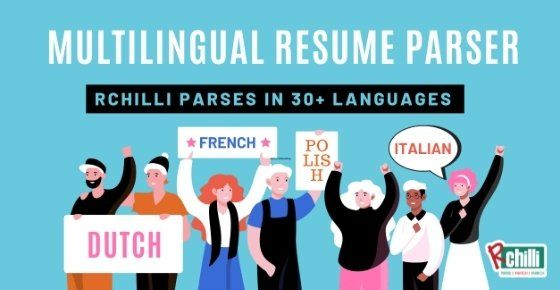 What Is A Multilingual Resume Parser
