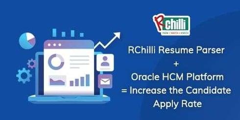 RChilli Resume Parser in Oracle HCM platform
