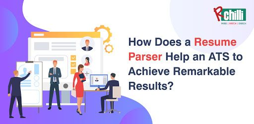Resume parser for ATS