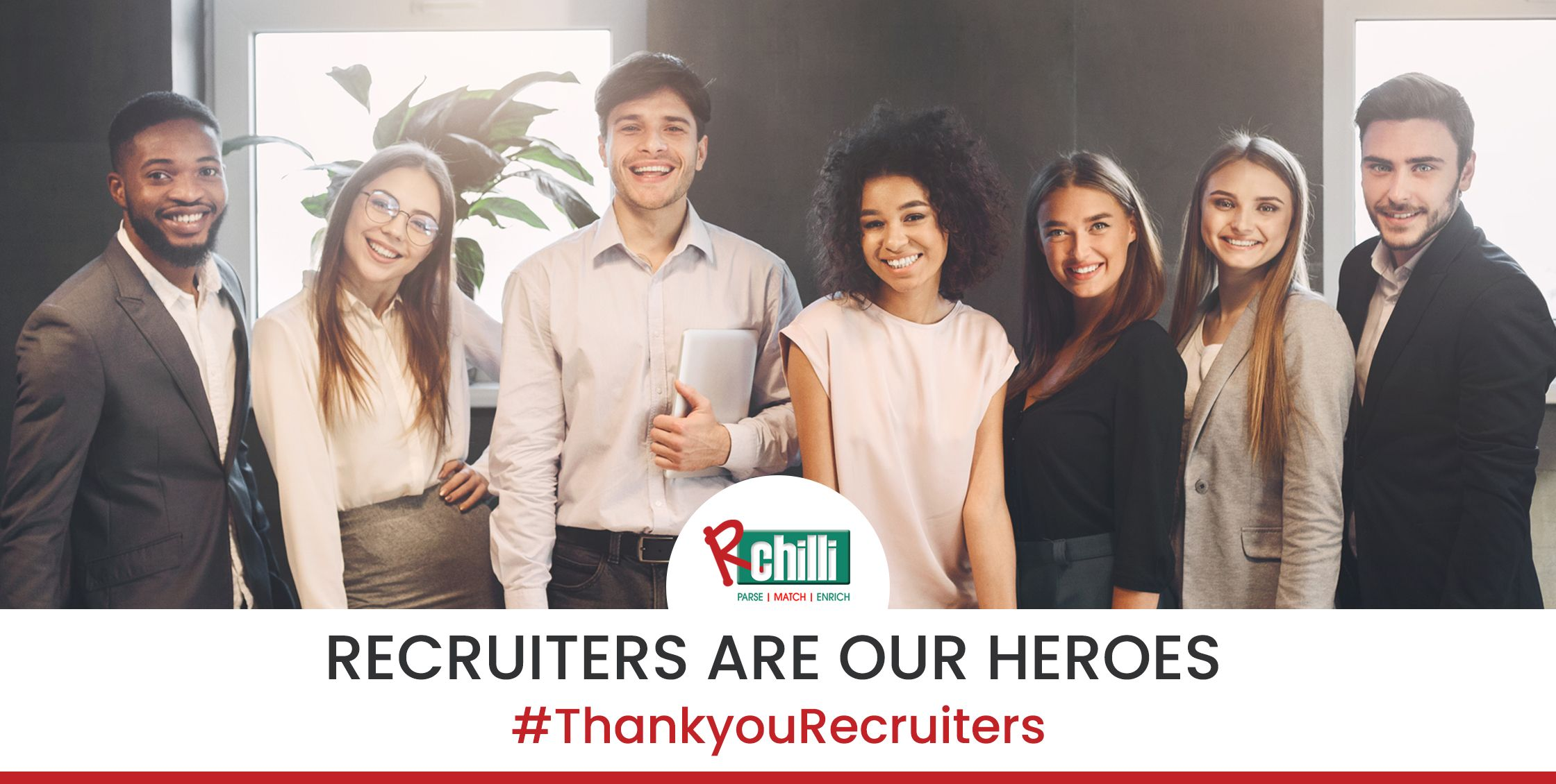 Happy International Recruiters Day