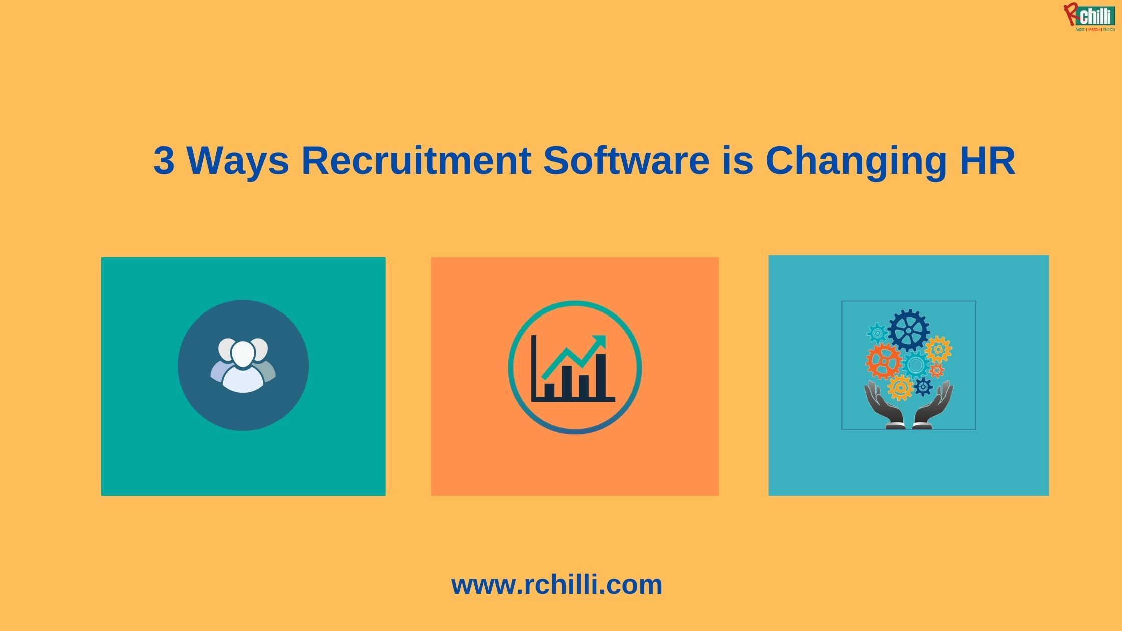 3 Ways Recruitment Software is Changing HR