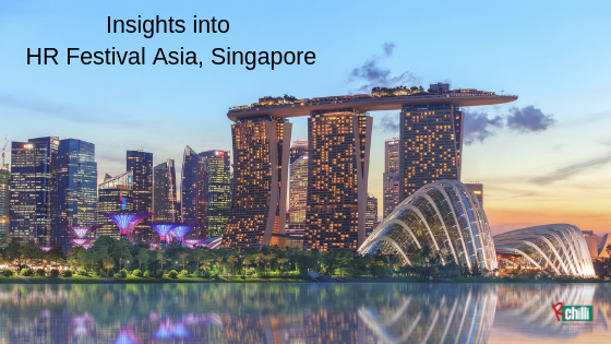 Key Takeaways from HR Festival Asia, Singapore 2019