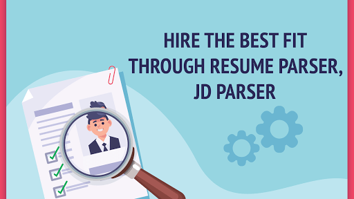 Resume Parser and JD parser For Easy Recruitment