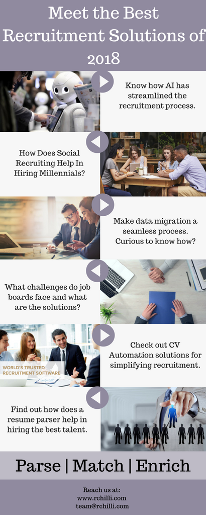 Meet the Best Recruitment Solutions of 2018