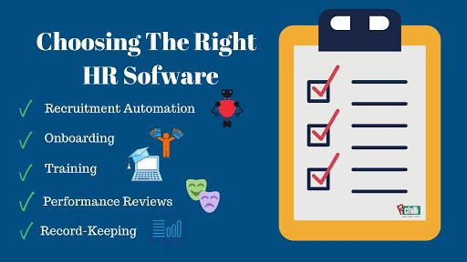 Choosing The Right HR-software For Your HR-startup!
