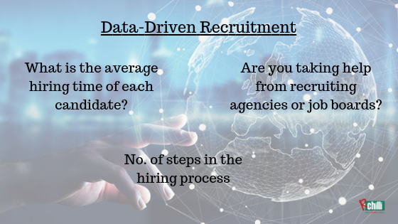 Top 3 Benefits of Data-Driven Recruiting
