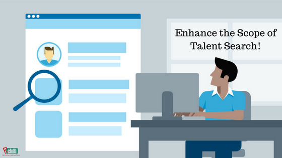 Enhance the Scope of Talent Search