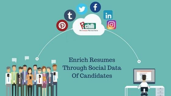 Enrich Resumes Through Social Data Of Candidates-1