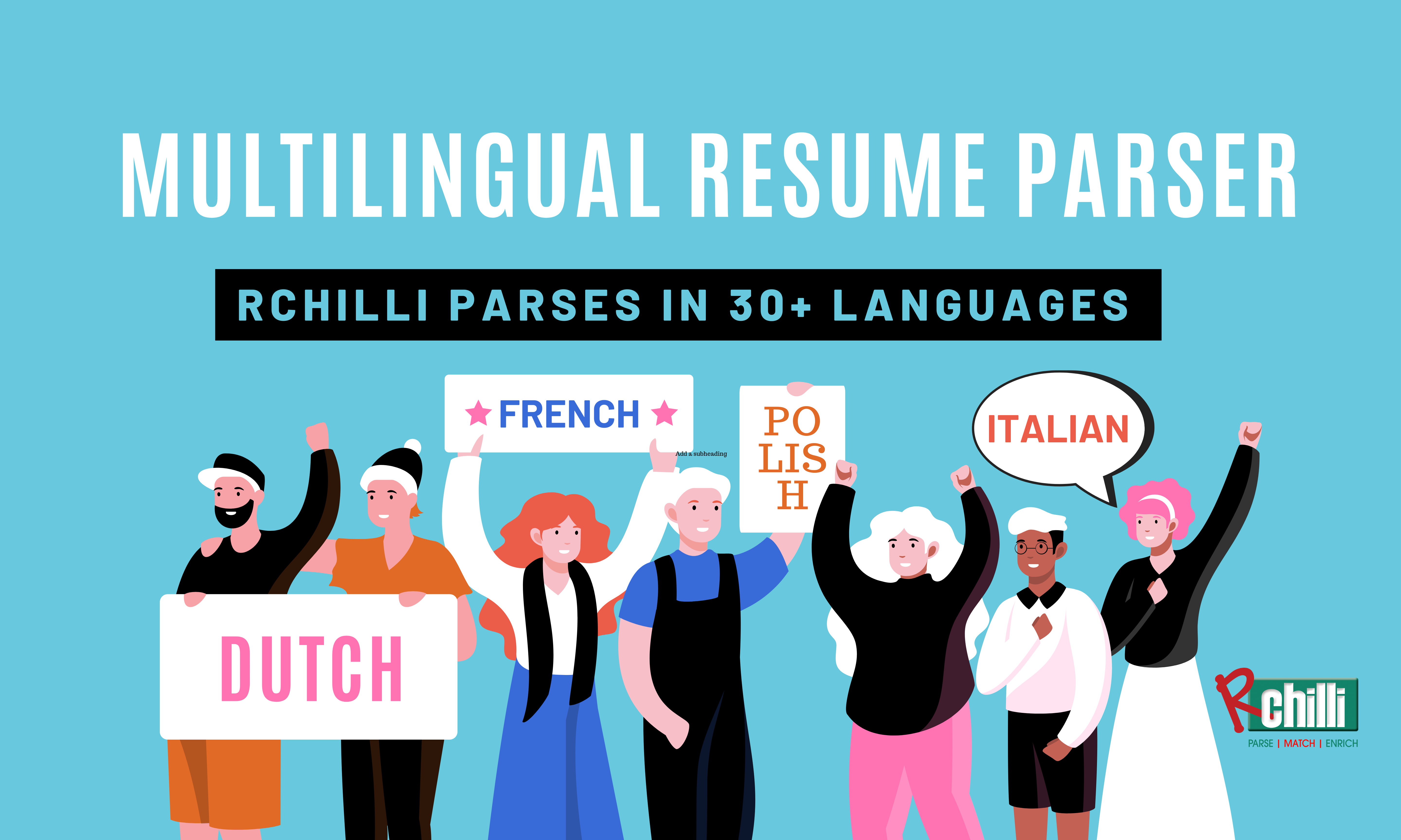 How to choose the best multilingual resume parser?