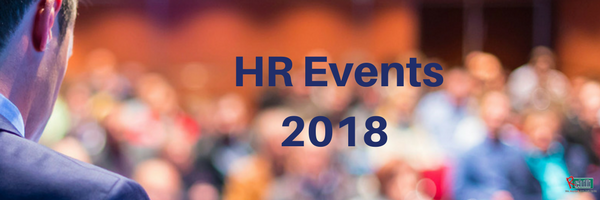 10 HR Events in 2018 You Shouldn't Miss