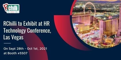 RChilli to Exhibit at HR Technology Conference, Las Vegas