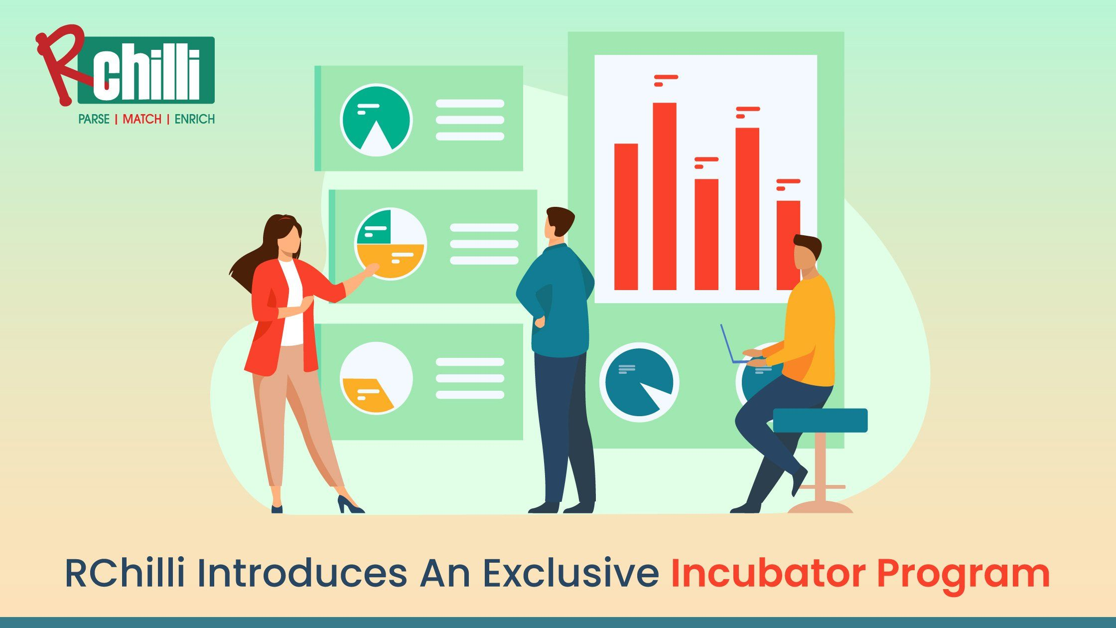 RChilli Introduces An Exclusive Incubator Program