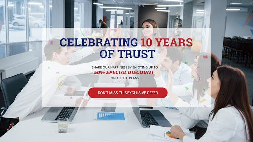 RChilli's 10 years of trust