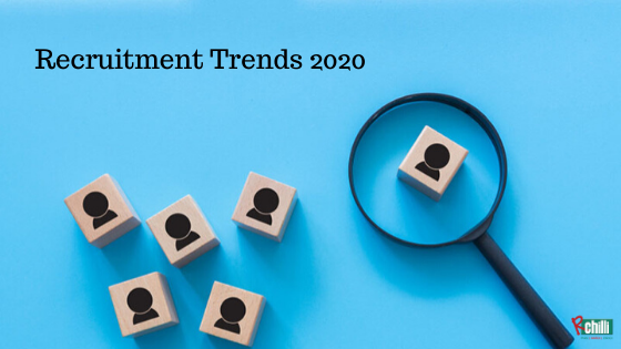 Top 5 Recruitment Trends for 2020