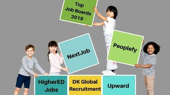 The Five Best Job Boards of 2019
