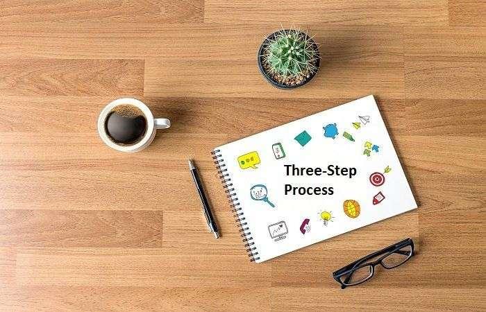 three step formula
